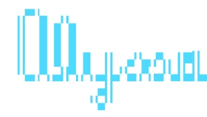 Bitmapped letterforms